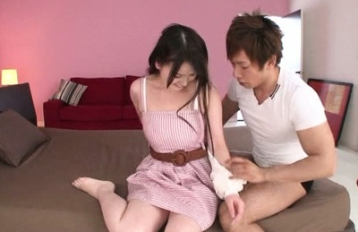 Anna natsuki. Anna Natsuki Asian is undressed and has